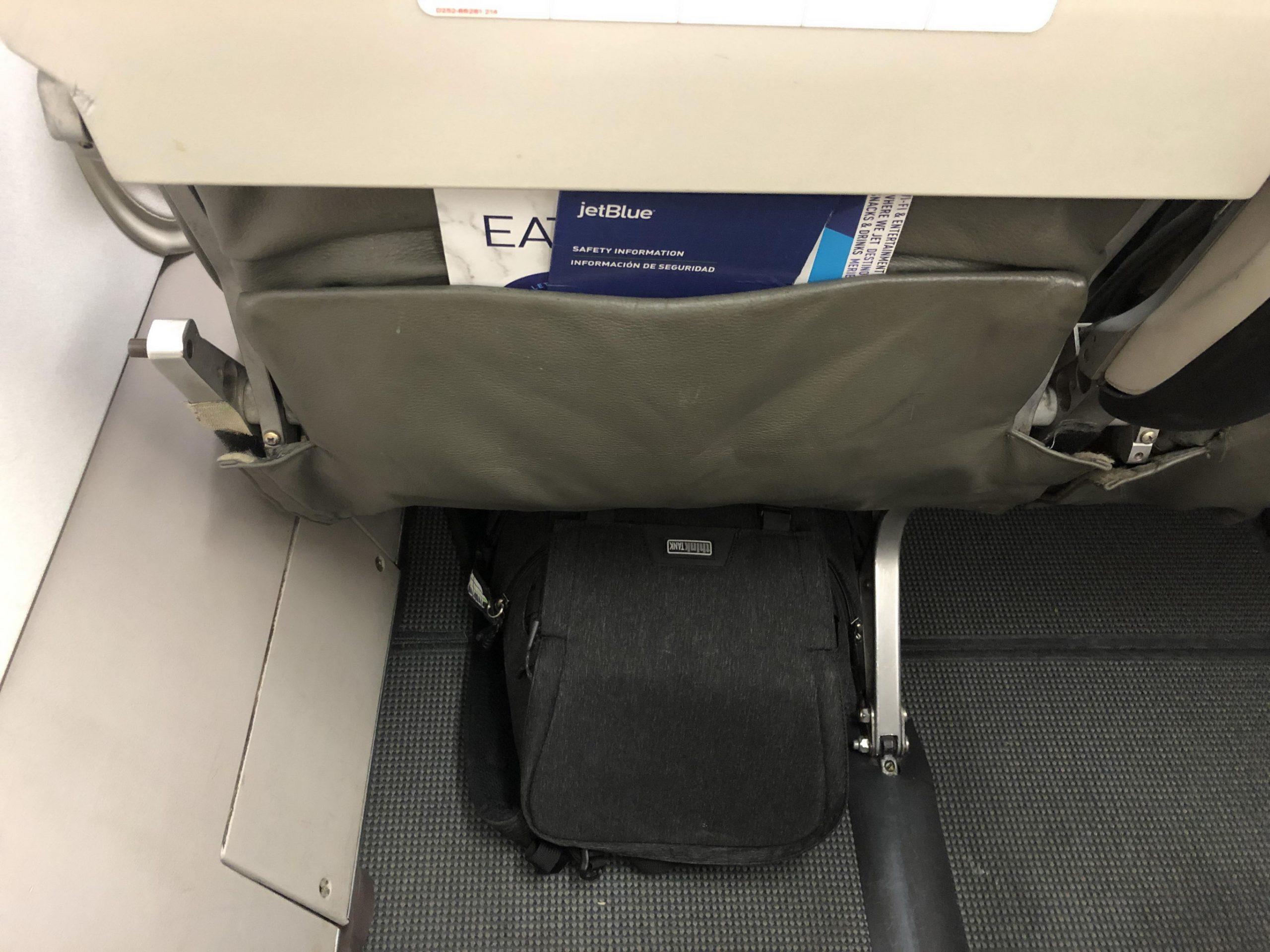 Urban Access 15 on a Jetblue Airbus A320